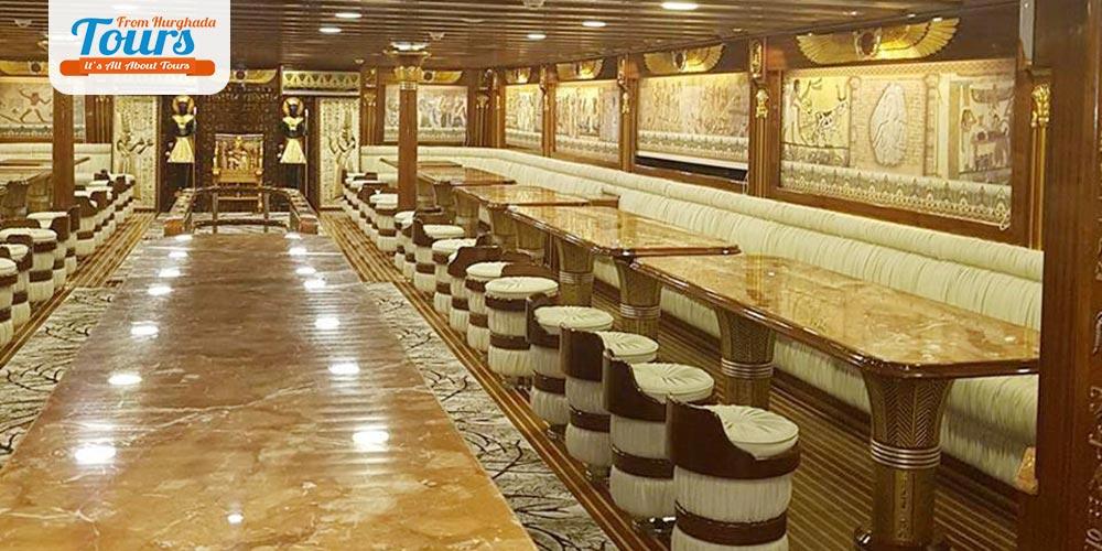 Nefertari Boat Restaurant - Tours from Hurghada