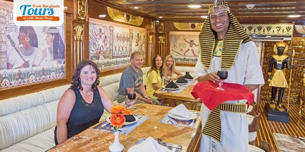 Nefertari Boat Service - Tours from Hurghada