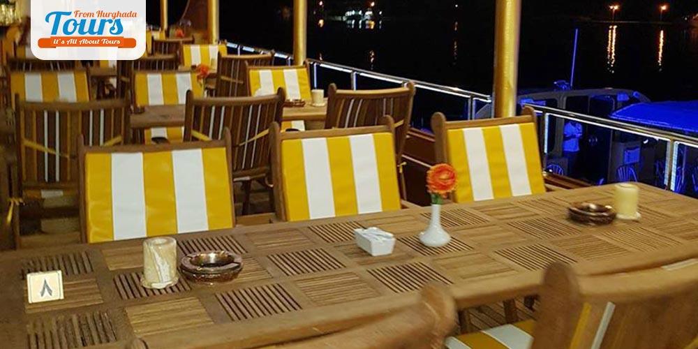 Nefertari Boat - Tours from Hurghada