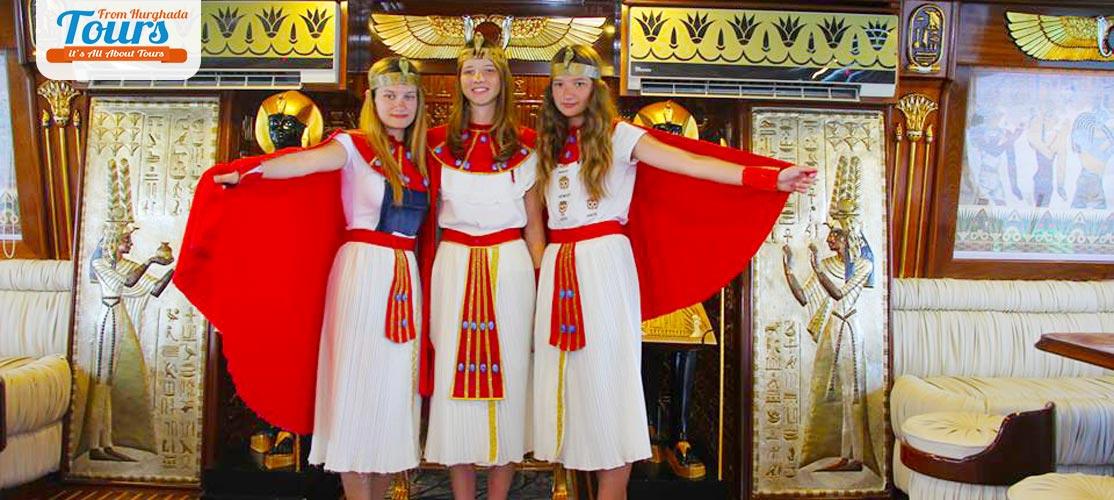 Nefertari Cruise Port Ghalib - Tours from Hurghada
