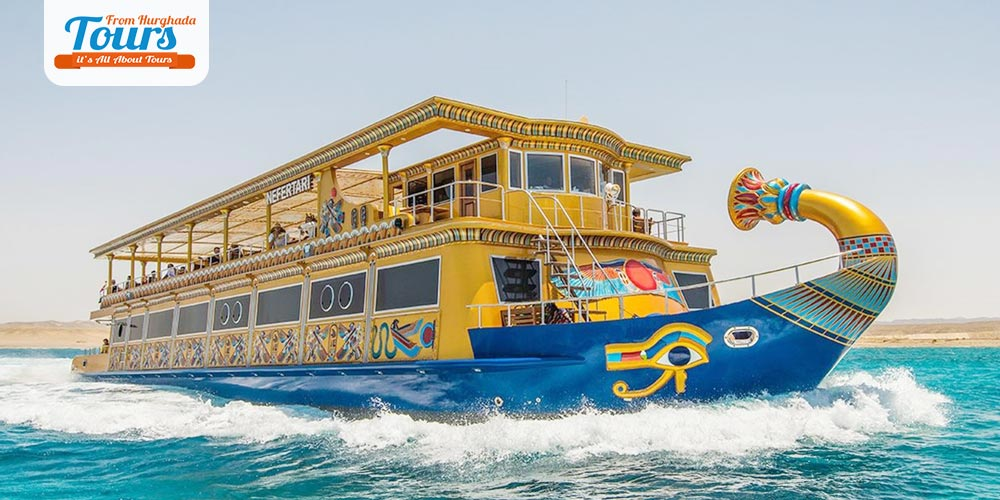 Nefertari Seascope Port Ghalib - Tours from Hurghada