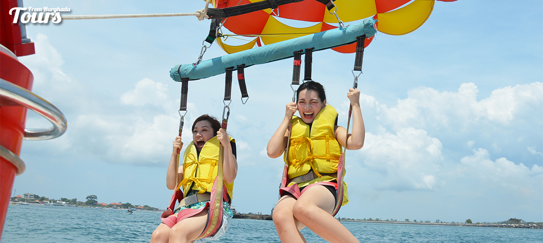 Parasailing Excursion in Port Ghalib - Port Ghalib Excursions - Tours From Hurghada