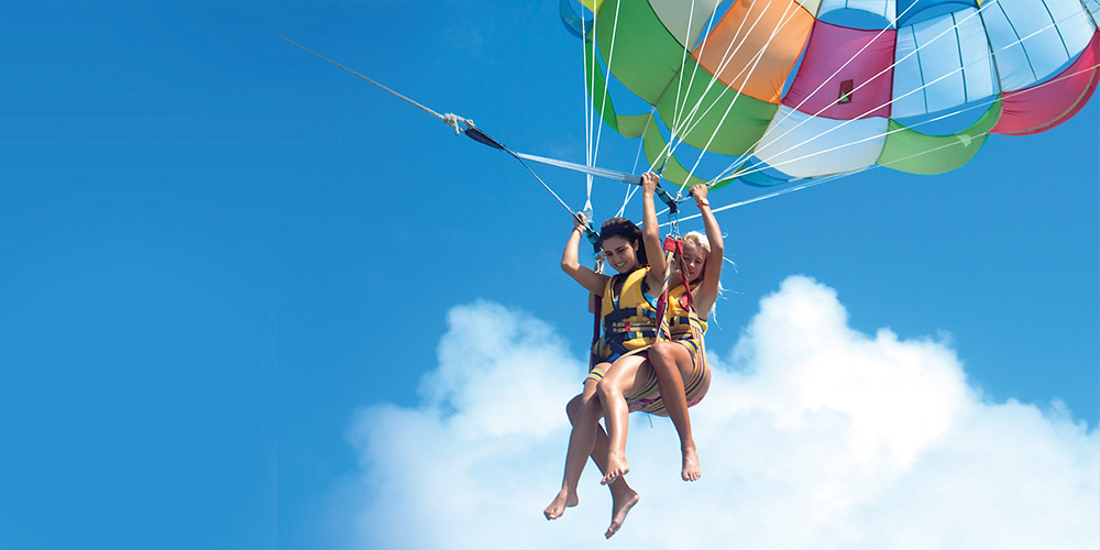 Parasailing Excursion in Port Ghalib - Port Ghalib Parasailing - Tours From Hurghada