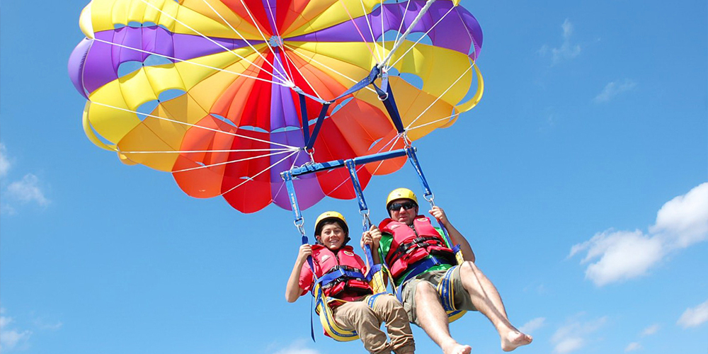 Parasailing Excursion in Port Ghalib - Port Ghalib Tours - Tours From Hurghada