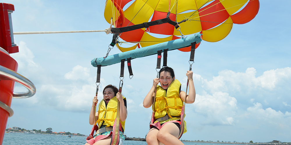 Parasailing Excursion in Port Ghalib - Port Ghalib Trips - Tours From Hurghada