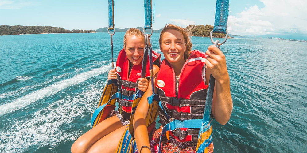 Port Ghalib Parasailing Day Tour - Port Ghalib Excursions - Tours From Hurghada