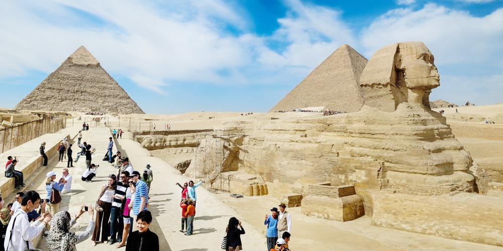 Pyramids - Things to Do in Soma Bay - Tours from Hurghada