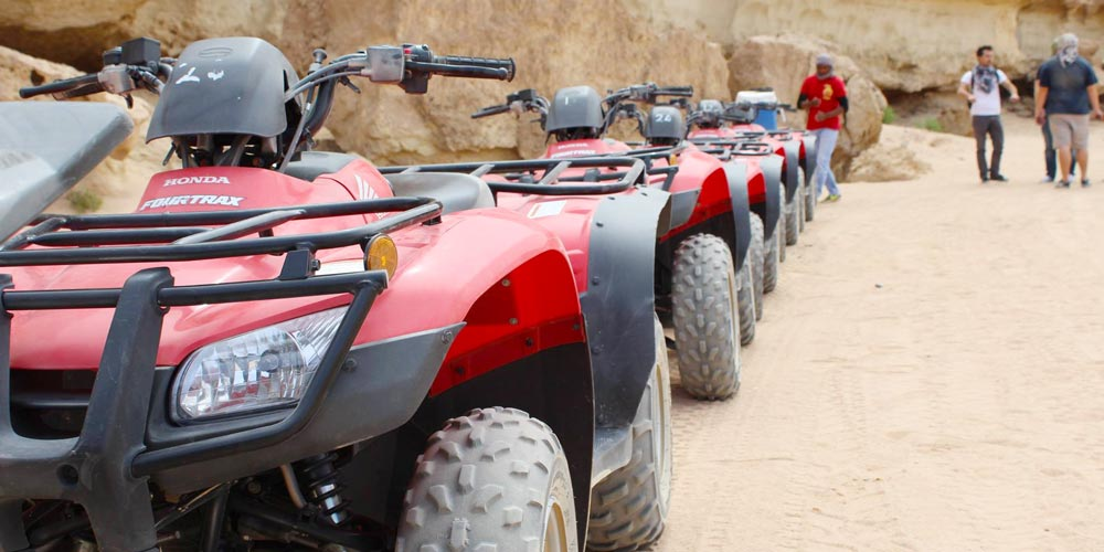 Safar Trip by Quad - - Things to Do in Soma Bay - Tours from Hurghada