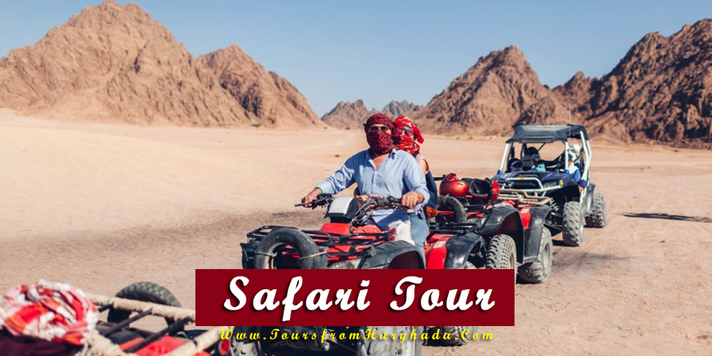 Safari Trip by Quad - Things to Do in Makadi Bay - Tours from Hurghada