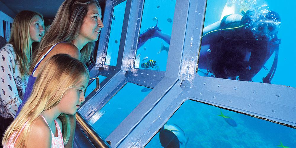 Semi-Submarine Port Ghalib Day Tour - Tours From Hurghada