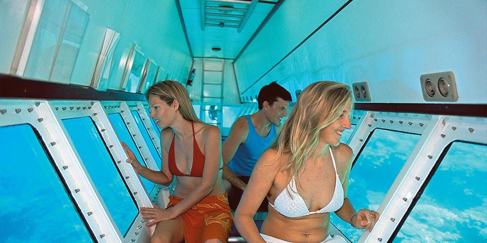 Semi-Submarine Seascape Port Ghalib Day Trip - Tours From Hurghada