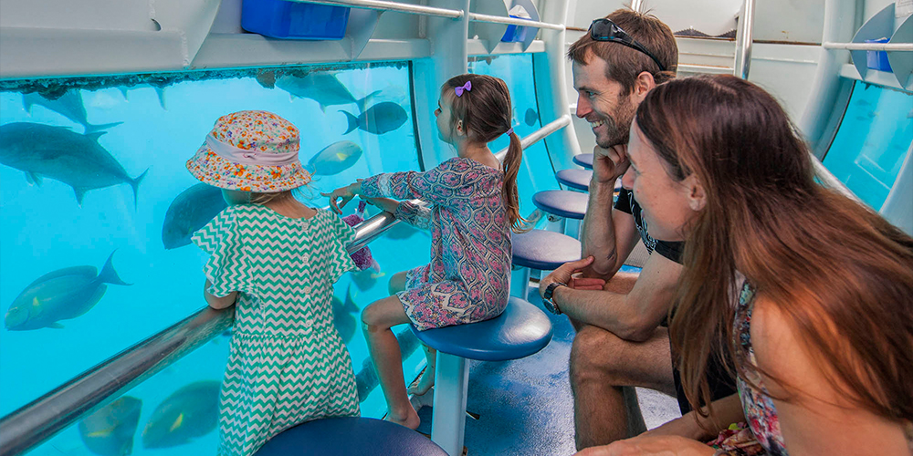 Semi-Submarine Seascape Port Ghalib Trips - Tours From Hurghada