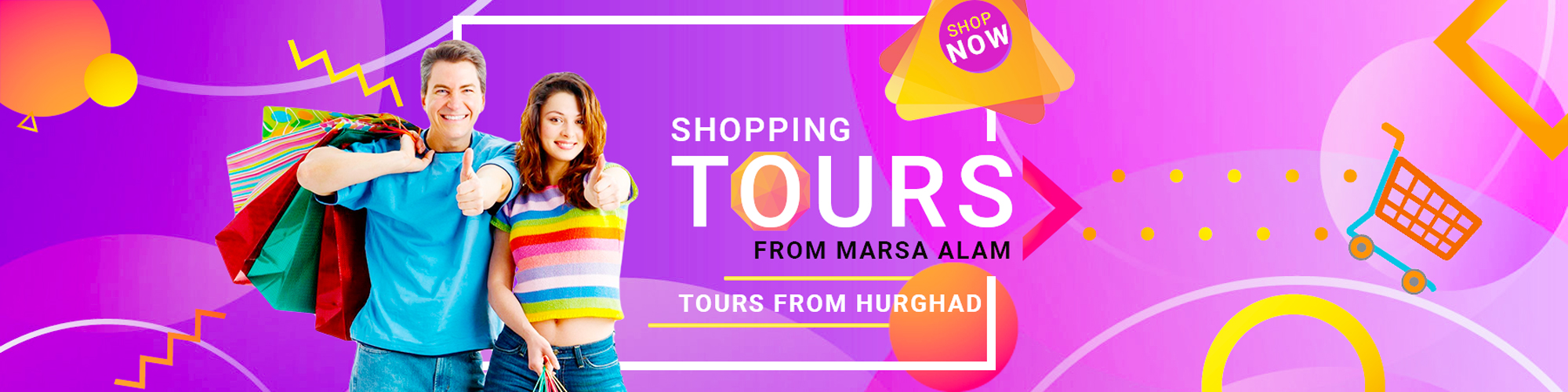 Shopping Tours from Marsa Alam - Tours from Hurghada