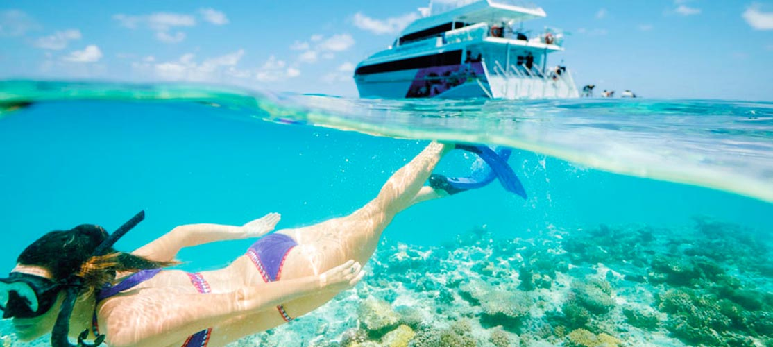Snorkeling in Sataya Port Ghalib - - Tours from Hurghada