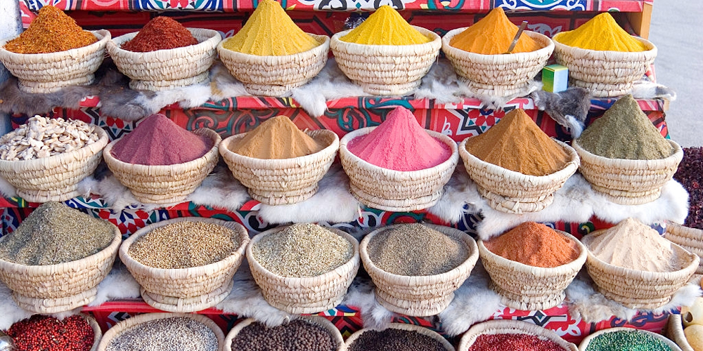 Spices and Herbs Shop - Tours from Hurghada