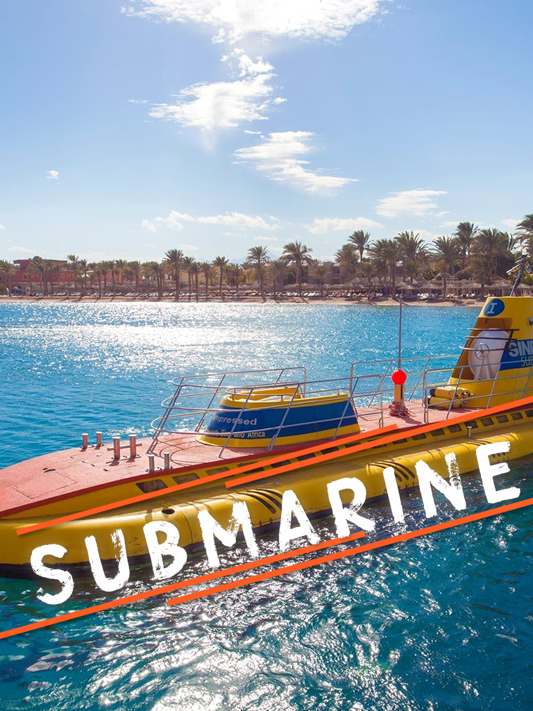 Submarine Tours from Port Ghalib - Port Ghalib Excursions - Tours from Hurghada
