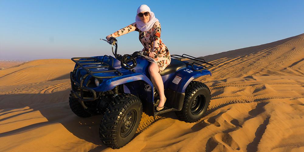 Sunset Quad Bike Desert Safari From Port Ghalib - Port Ghalib Day Tours - Tours From Hurghada