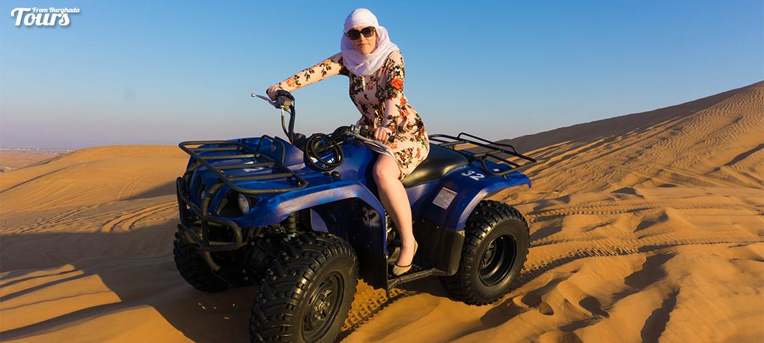 Sunset Quad Bike Desert Safari From Port Ghalib - Port Ghalib Excursions - Tours From Hurghada