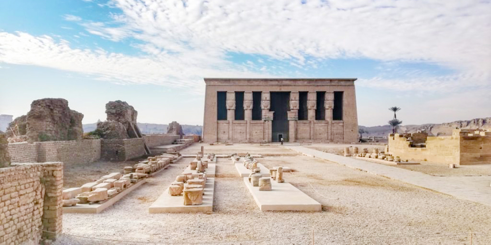 Temple of Hathor Dendera - Dendera and Abydos Tour from Makadi Bay - Tours from Hurghada
