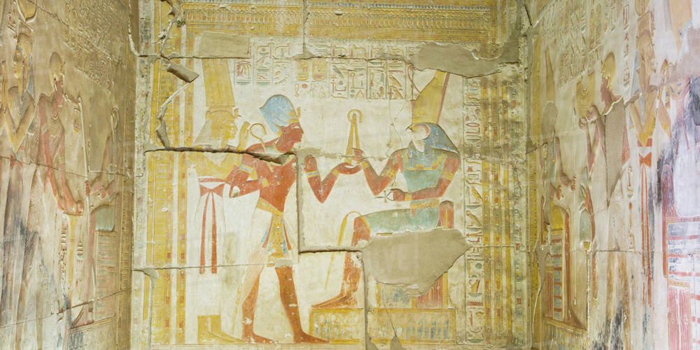 Temple of Seti I Abydos - Dendera and Abydos Tour from Makadi Bay - Tours from Hurghada