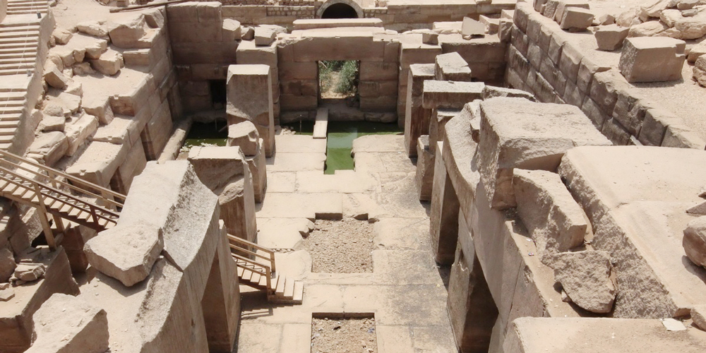 The Osirion Temple At Abydos - Dendera and Abydos Tour from Makadi Bay - Tours from Hurghada