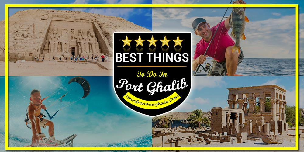 Things to Do in Port Ghalib - Tours from Hurghada