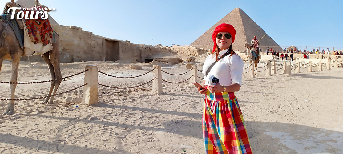 Giza Pyramids - 10 Days Marsa Alam Holiday with Cairo & Luxor - Tours From Hurghada