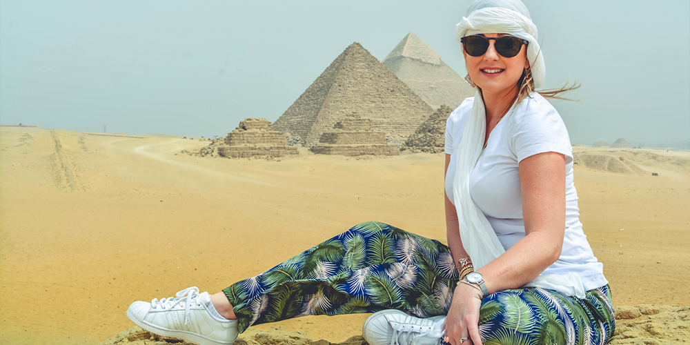 Giza Pyramids - 9 Days Marsa Alam Holiday with a Tour to Pyramids and Old Cairo - Tours From Hurghada