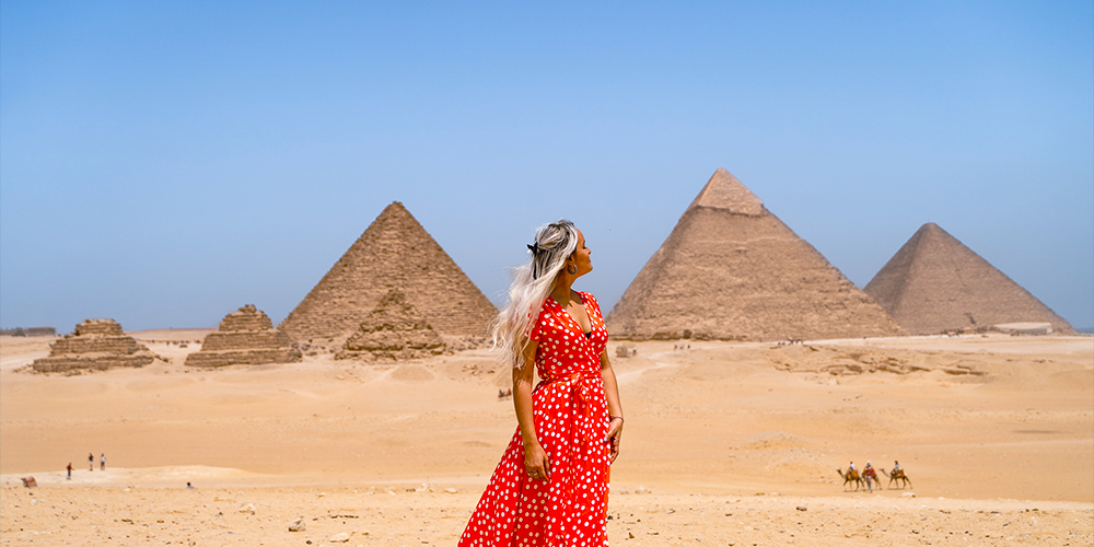 Giza Pyramids Complex - 10 Days Marsa Alam Holiday with Cairo & Luxor - Tours From Hurghada