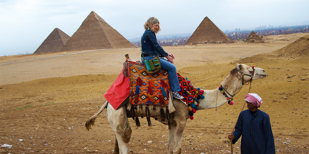 Giza Pyramids Complex - 9 Days Marsa Alam Holiday with a Tour to Pyramids and Old Cairo - Tours From Hurghada