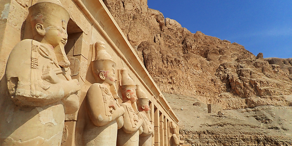 Hatshepsut Temple - 14 Days Marsa Alam Holiday with a Nile Cruise - Tours From Hurghada