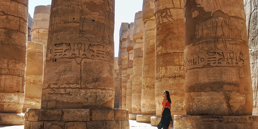 Karnak Temple - 10 Days Marsa Alam Holiday with Cairo & Luxor - Tours From Hurghada