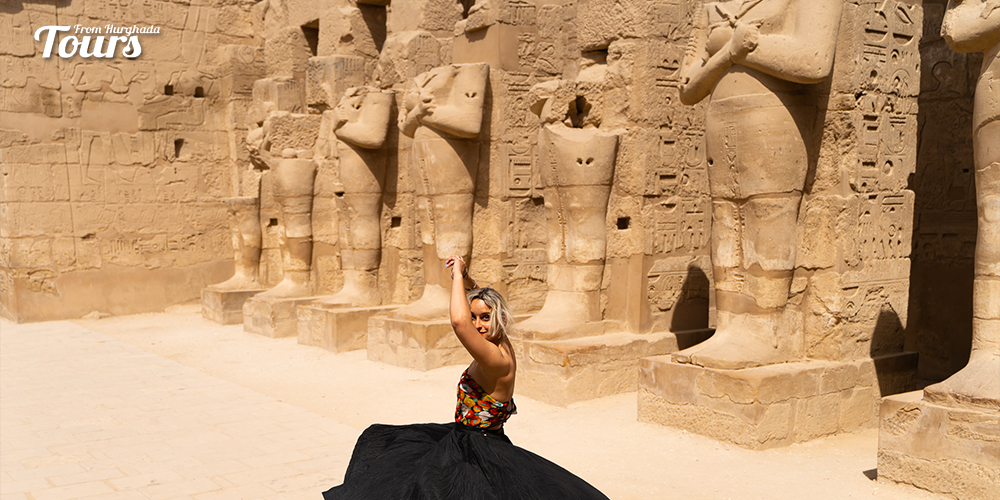 Karnak Temple - 8 Days Hurghada and Luxor Holiday - Tours From Hurghada