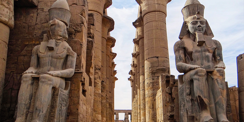 Luxor Temple - 14 Days Marsa Alam Holiday with a Nile Cruise - Tours From Hurghada