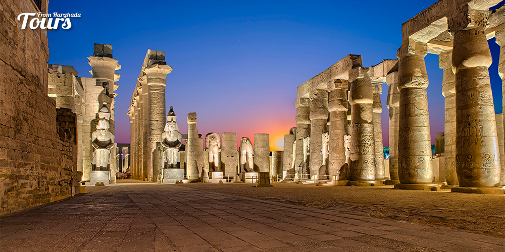 Luxor Temple - 8 Days Hurghada and Luxor Holiday - Tours From Hurghada
