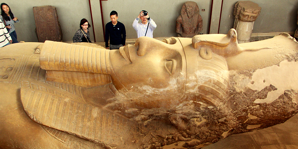 Memphis City - 9 Days Marsa Alam Holiday with a Tour to Pyramids and Old Cairo - Tours From Hurghada