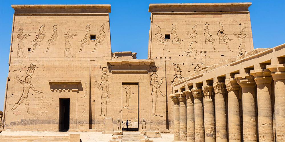 Philae - 9 Days Hurghada, Aswan & Abu Simbel Holiday Package - Tours From Hurghada