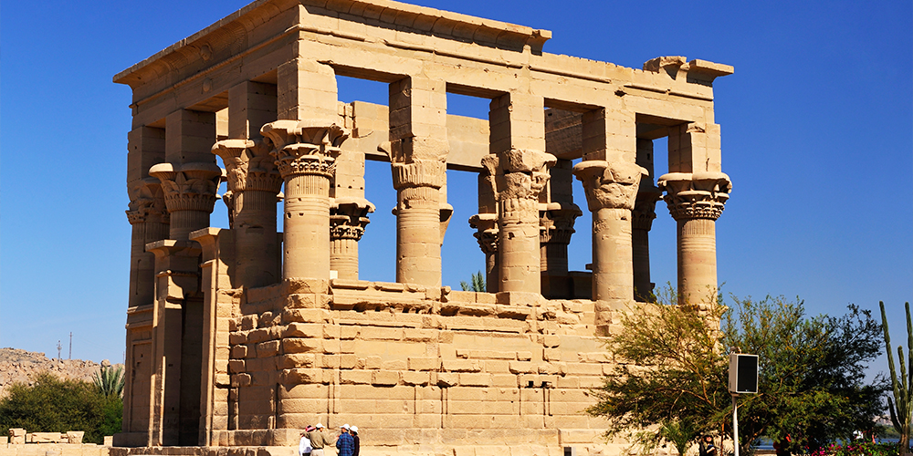 Philae Temple - 9 Days Marsa Alam Luxor & Aswan Holiday - Tours From Hurghada