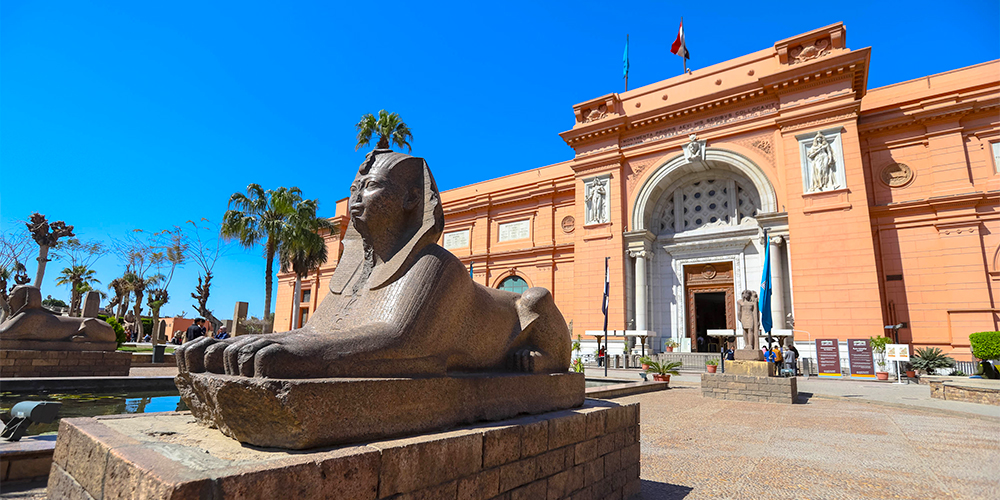 The Egyptian Museum - 10 Days Marsa Alam Holiday with Cairo & Luxor - Tours From Hurghada